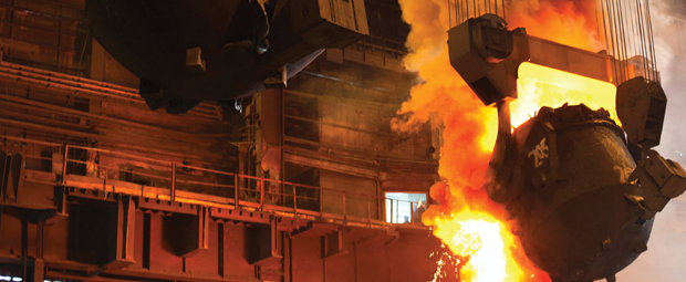 Motion Control Solutions for the Steel Industry