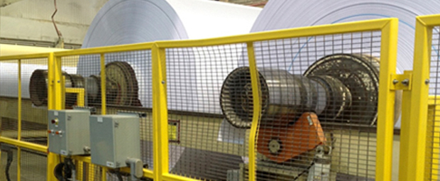 Energy Absorption Solutions for the Pulp and Paper Industry